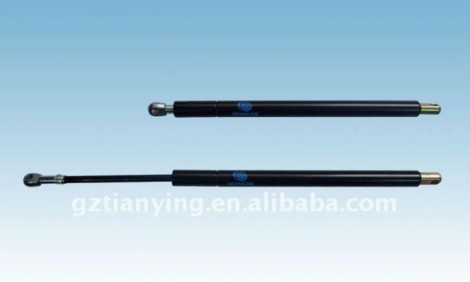 adjustable locking gas spring