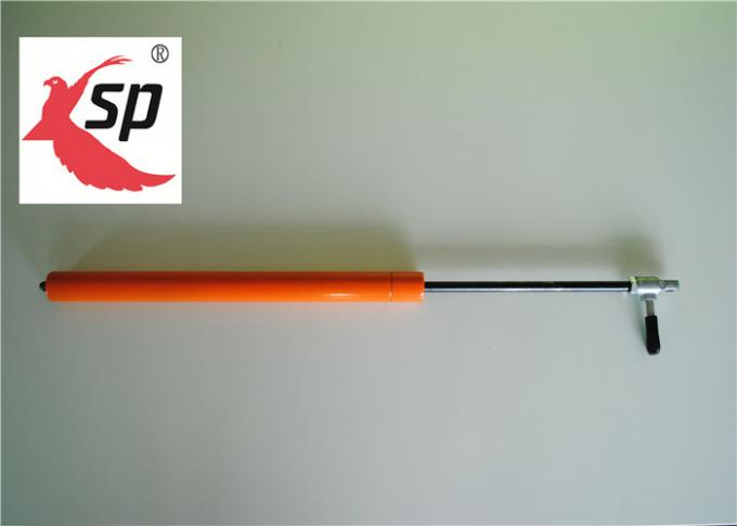 Orange Lockable Gas Spring With Spanner For Automobile Front And Rear Door