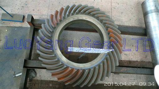 Brass , Copper  , Stainless Steel Bevel Gears / Wheel for Automotive ,  Industrial