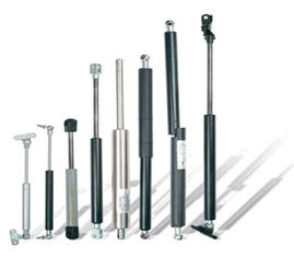 चीन Stainless steel end fitting, chrome plated Stainless Steel Gas Springs / Struts, OEM आपूर्तिकर्ता