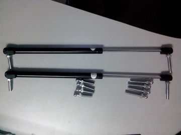 चीन Furniture Gas Struts Nitrogen Gas Spring Lift For Aluminum Door आपूर्तिकर्ता
