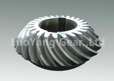 चीन Large Steel AISI1045 S45C Custom Bevel Gears For Oil and Gas /  Electrical / Construction आपूर्तिकर्ता