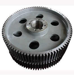 चीन High Tolerance Helical Bevel Gear , Custom Forged stainless Steel big wheel आपूर्तिकर्ता