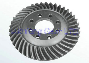 चीन Brass , Copper  , Stainless Steel Bevel Gears / Wheel for Automotive ,  Industrial आपूर्तिकर्ता