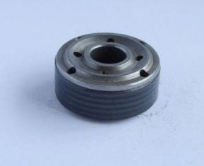 PTFE mix carbon filler with sintered piston based, used in car or motorcycle shock absorbers, various size is available