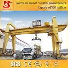 चीन double girder gantry crane Manufacturer Direct sell outdoor use gantry crane फैक्टरी