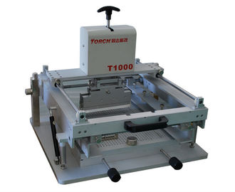 Stencil printer/ Manual stencil printing machine T1000 / high precision manual printer