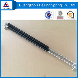 चीन Black Nitrogen Gas Lift  ,280 - 95 - 18 - 8 mm 500N Compression Gas Strut Gas Spring फैक्टरी
